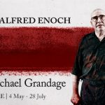 ALFRED MOLINA AS MARK ROTHKO IN RED, WYNDHAM'S THEATRE