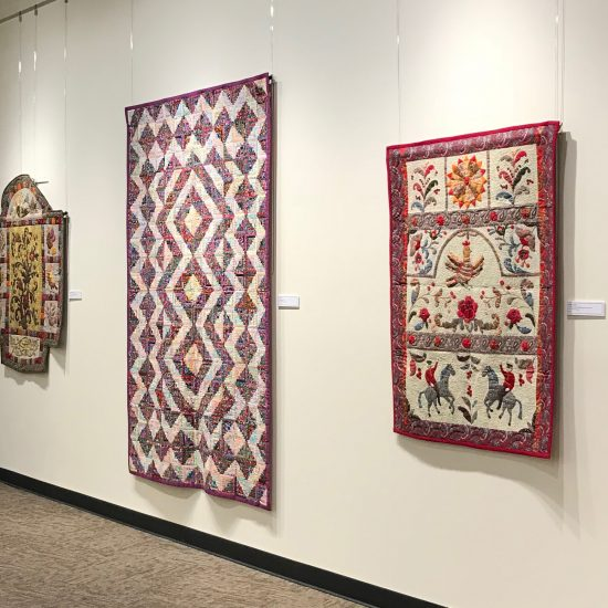The coziness of quintessentially Russian applied arts delivered to American audience