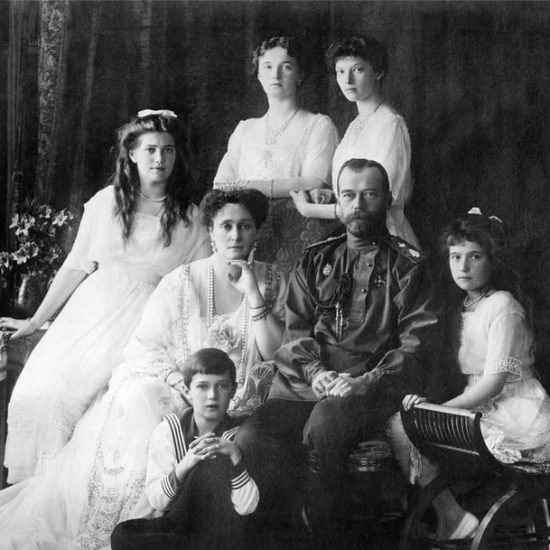 The Race to Save the Romanovs: Helen Rappaport in Conversation with Frank Althaus