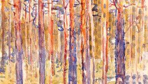 The major display of the Russian avant-garde artist