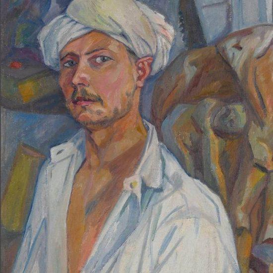 Mikhail Larionov: a genius or an inferior technician?