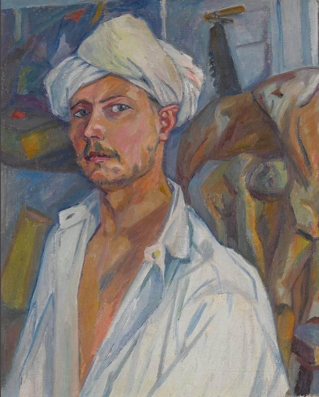 Mikhail Larionov: a genius or an inferior technician? | Russian ...