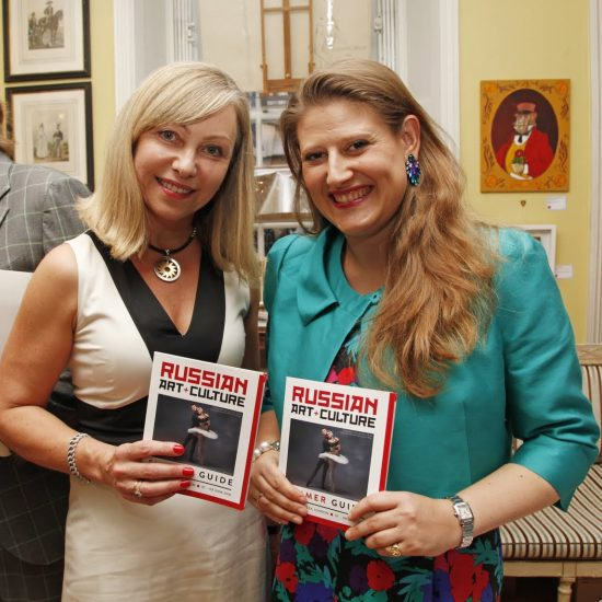 The major Russian Art event is coming to London!
