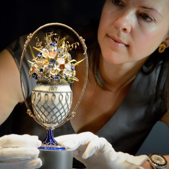 Russian treasures in the Royal Collection