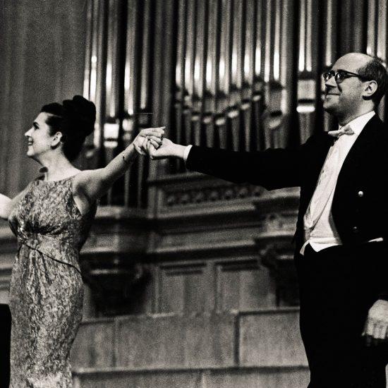 Rostropovich & Vishnevskaya: A Private Collection