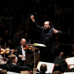 Andris Nelsons: a young dynamo