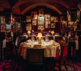 Christies will auction a collection of items from the legendary Night club Annabel's