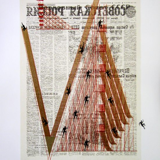 Paper Architecture of Yuri Avvakumov