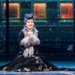ANNA KARENINA MUSICAL AT THE MOSCOW OPERETTA THEATRE