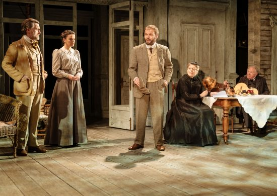 New Version of Chekhov's uncle Vanya in Hampstead Theatre