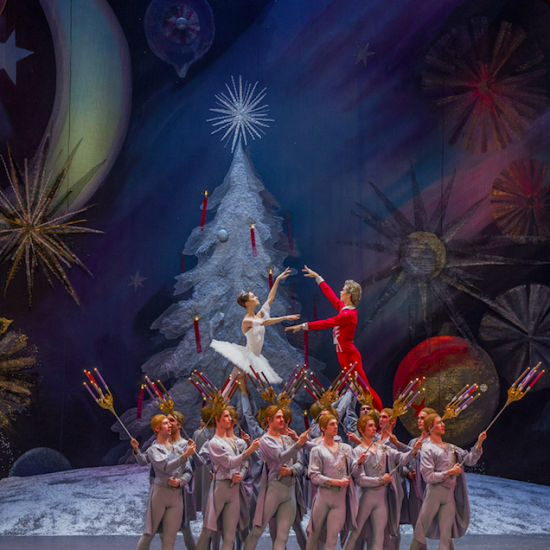 BOLSHOI BALLET IN CINEMA PRESENTS THE CHRISTMAS CLASSIC