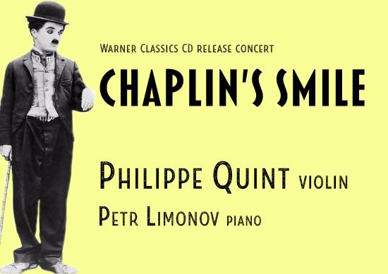 Chaplin's Smile