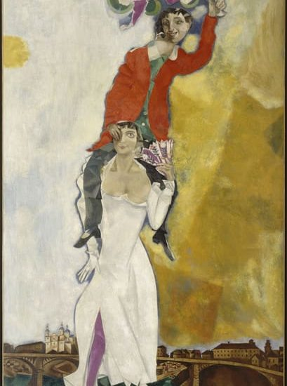 Chagall, Lissitzky, Malevich: The Russian Avant-Garde in Vitebsk, 1918-1922