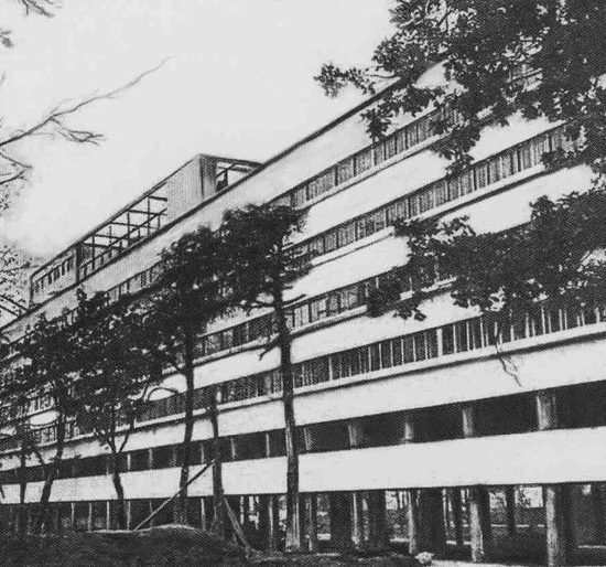 STYLE AND EPOCH: AN EVENING DEDICATED TO CONSTRUCTIVIST ARCHITECT MOISEI GINZBURG AND NARKOMFIN