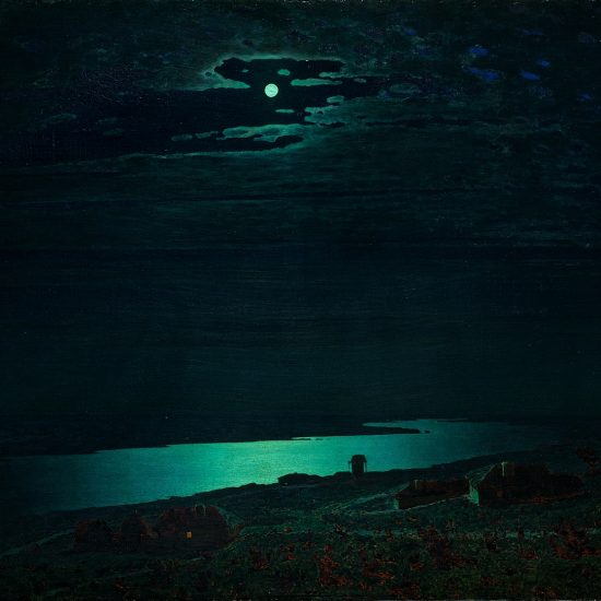 The prophet of Russian landscape painting: Arkhip Kuindzhi at Tretyakov Gallery