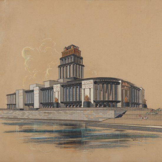POST-CONSTRUCTIVISM OR THE ORIGINS OF SOVIET ART DECO