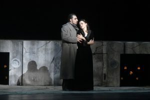 """Lucia di Lammermoor"" at the Mariinsky: a display of musical power, and a theatrical letdown"