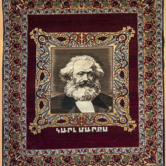 Russian Museum Exhibition: Karl Marx forever?