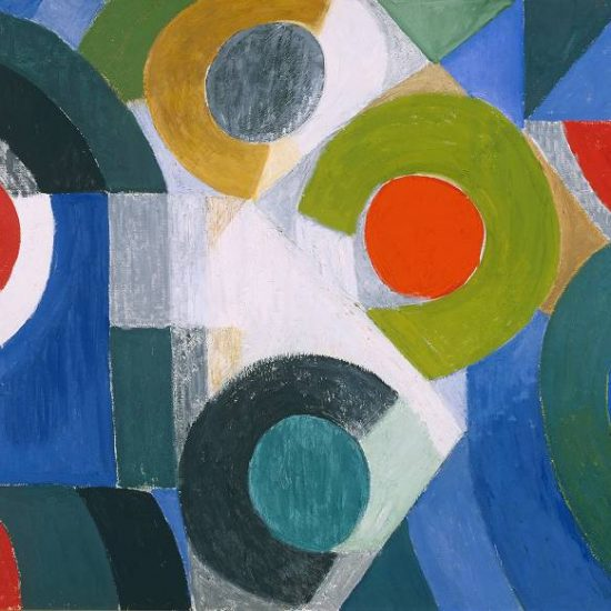 Russian Culture Abroad: Sonya Delaunay in Tate Collection