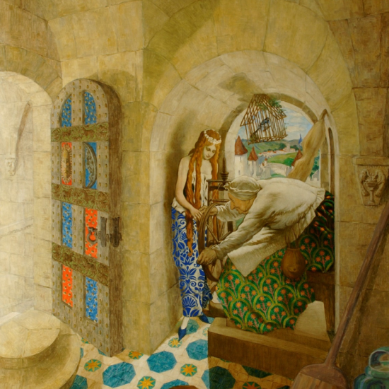 Russian Culture Abroad: Léon Bakst's Fairy Tales at Waddesdon Manor