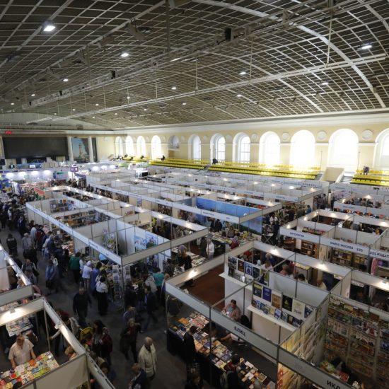 Literary paradise in St Petersburg