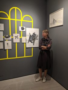 Ekatherina Iragui on market for drawings by Russian artists
