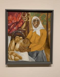 A TITAN. Natalia Goncharova in Tate Modern