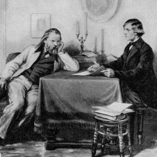 Russian Culture Abroad: Herzen in London, 1852-1865