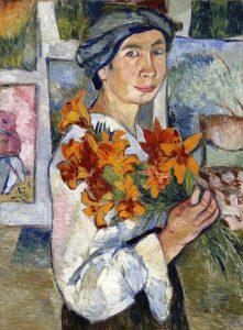 Another view on Natalia Goncharova retrospective in Tate Modern