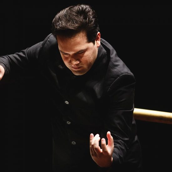 Robert Trevino Conducts Shostakovich