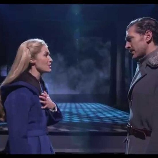Doctor Zhivago: a new musical