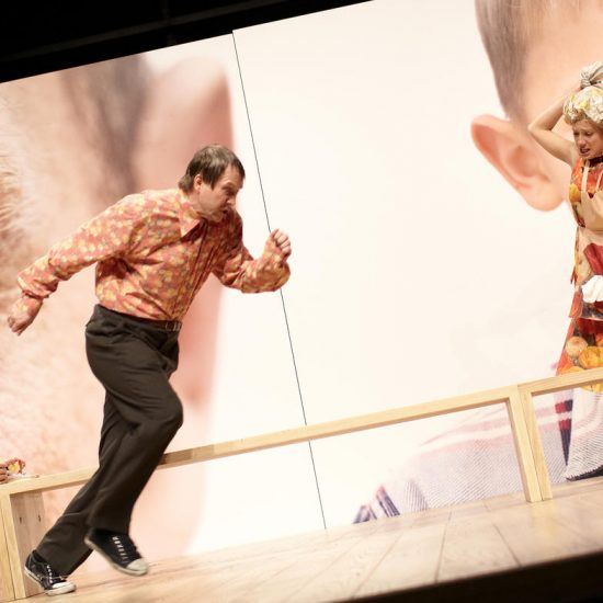 Theatre of Nations: Shukshin's Stories