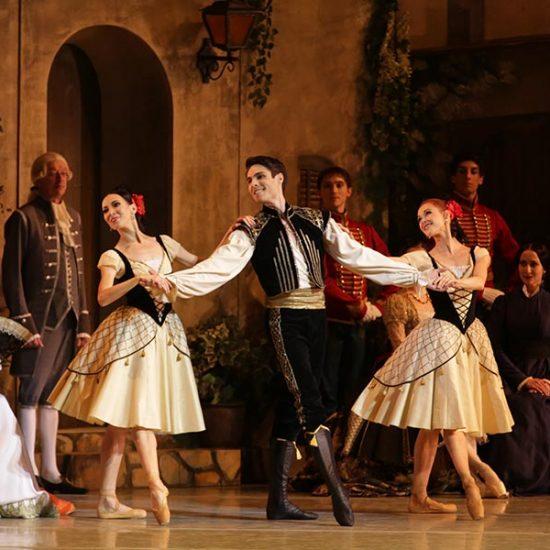 Mariinsky Ballet comes to Washington DC