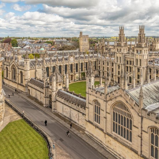 Russian Culture Abroad: Oxford's connection to Russia