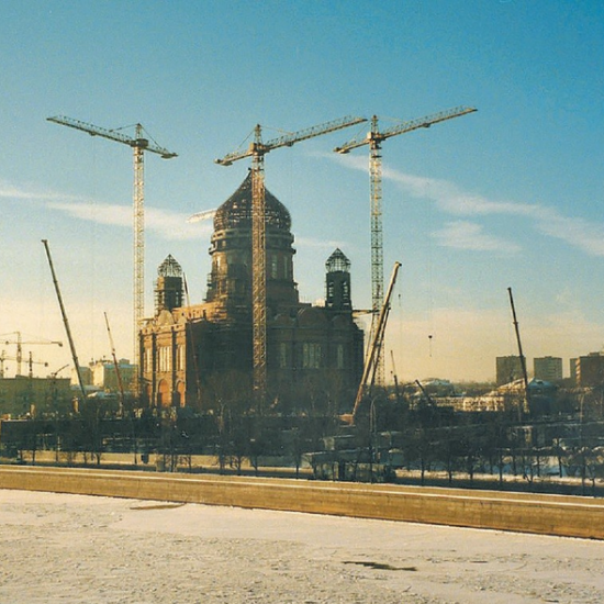 Robert Stephenson – We Are Building Capitalism! Moscow in Transition 1992-1997.