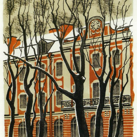 Lithography from Leningrad: Eric Estorick's Adventure in Soviet Art