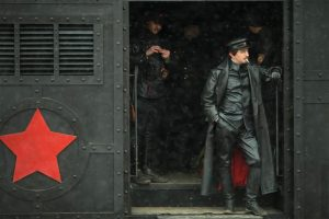 Trotsky Netflix mini-series: review