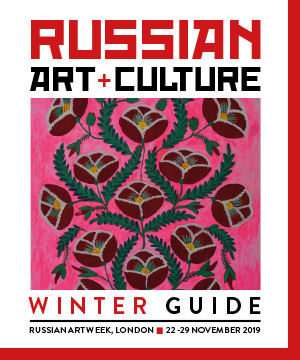 Russian Art Week Guide