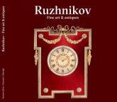 Russian Silver. Enamels. Fabergé