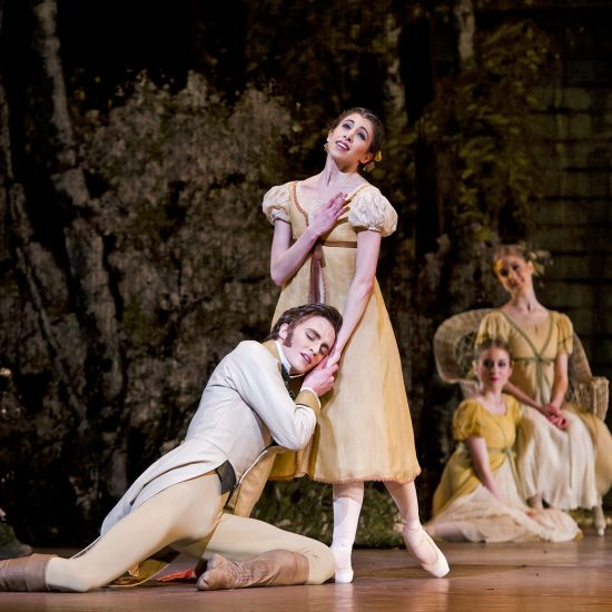 Onegin in London