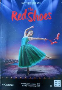The Bourne supremacy. The red shoes ballet review