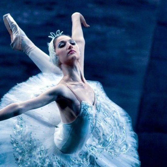 Swan Lake from Moscow City Ballet