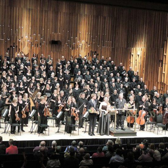 Stravinsky's Symphony of Psalms at South Bank Centre