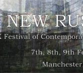 New Russias 2020 Festival and Symposium in Manchester