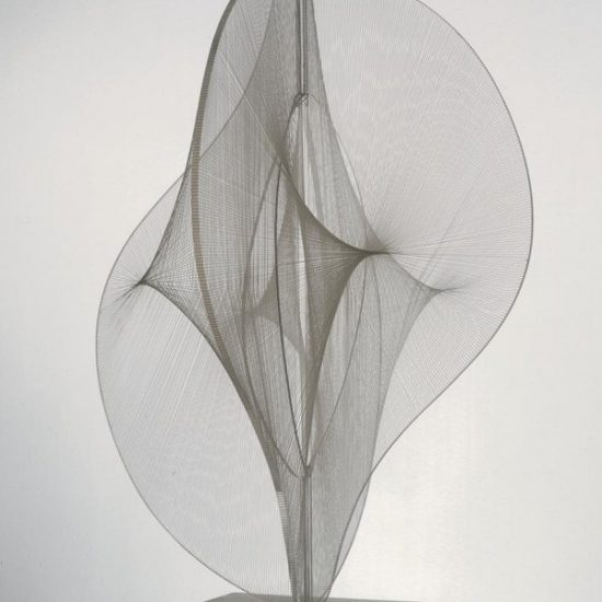 Constructivist Naum Gabo at Tate St. Ives