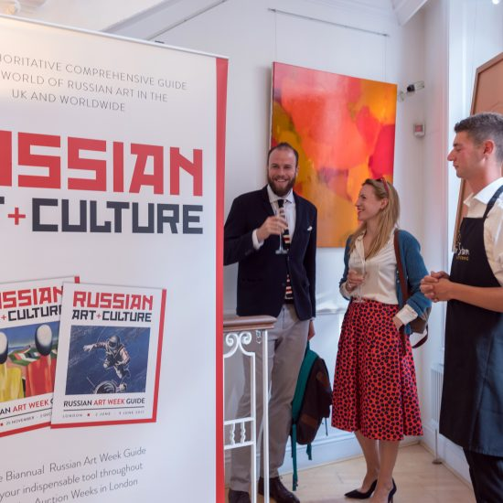 Russian Art Week Autumn 2020