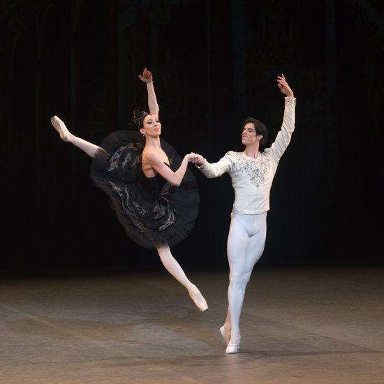 """RUSSIAN BALLET ICONS: """"The Other World"""""""