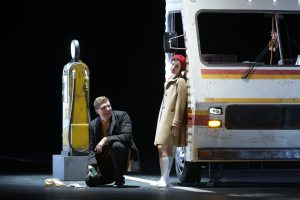 Forbidden longings: two operatic premieres at Mariinsky Theatre. Part 2