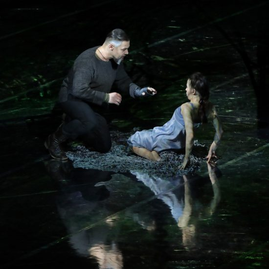 Forbidden longings: two operatic premieres at Mariinsky Theatre. Part 1.