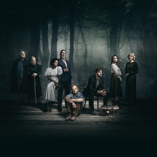 UNCLE VANYA: a tragicomical tale of unrequited love, ageing and disappointment